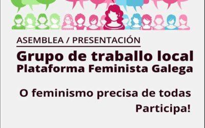 Presentación da PFG – Grupo Local de Marín