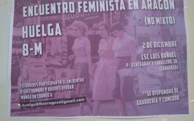 A PFG na III Asemblea Estatal sobre o #8M – Folga Feminista