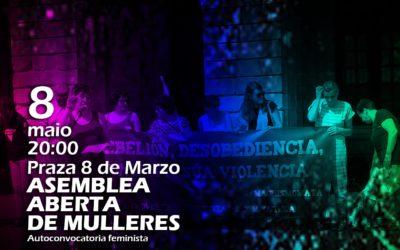 [Compostela] Asemblea Aberta de mulleres
