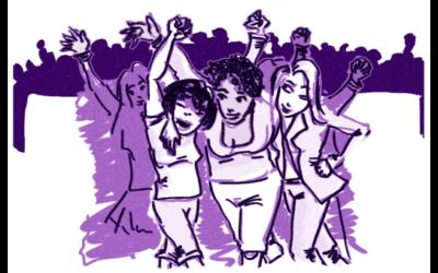 Comunicado feminista ante as agresións ao noso patrimonio e ás nosas vidas