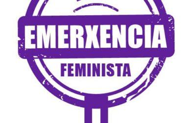 Desde a Plataforma Feminista Galega xuntamos á EMERXENCIA FEMINISTA o 20S